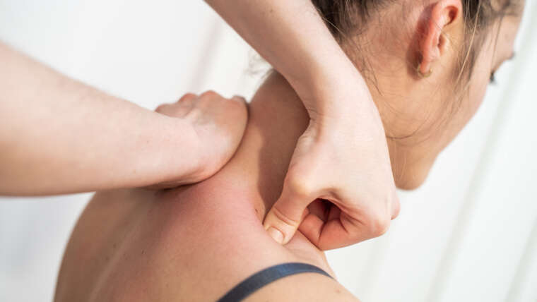 Trigger tender point therapy