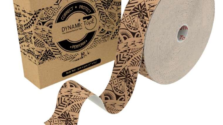 Dynamic tape ragasztás